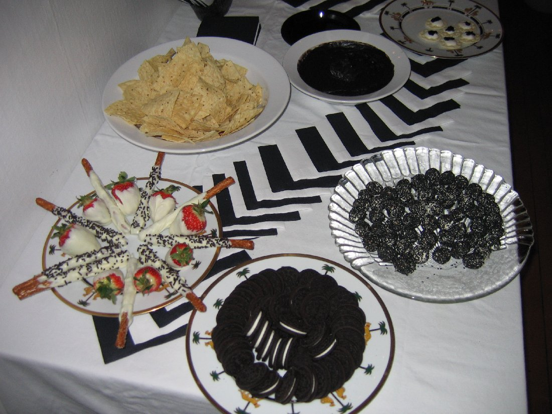 Ray ray ray ray pingree 39 s home page black and white - Black and white food ideas ...